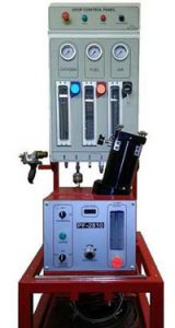 Portable HVOF System